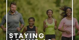 Y Fit - Staying Active as a Family