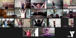 Online Classes, Split Stretch Technique and more!