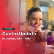 Latest Update On Centre Reopening