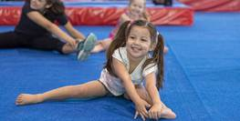 The Y welcomes gymnastics communities back at Bankstown