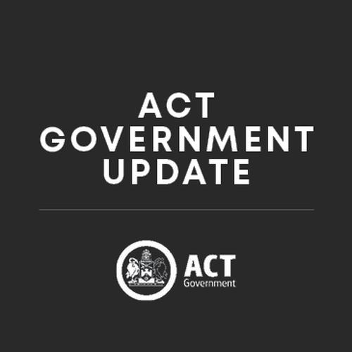 ACT Government update: 50 metre pool