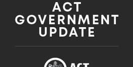 ACT Government update on 50m pool: July 15