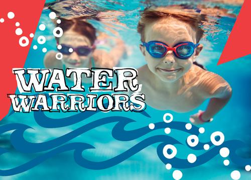 Become a Water Warrior