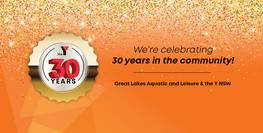Great Lakes Celebrating 30 Years In The Community