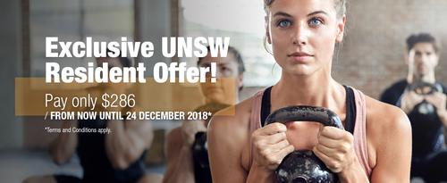 UNSW College and Residents Membership
