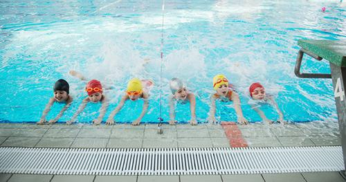 Win 12 free weeks swimming lessons!