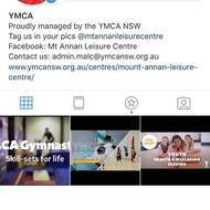 Mt Annan Leisure Centre get Instagram!