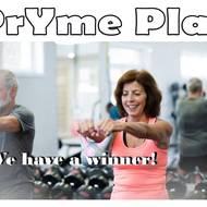 PrYme Play - we have a winner!