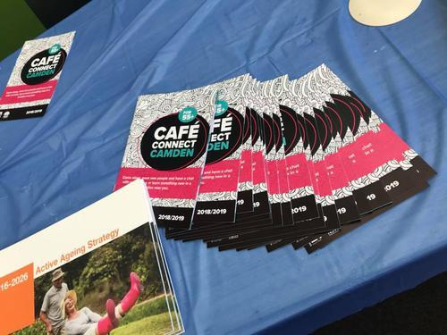 Cafe Connect Camden