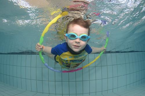 Win 12 weeks free swimming lessons!