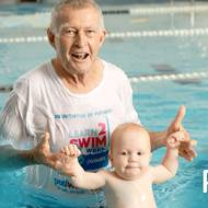 Did you know we are partaking in learn to swim week 2018?