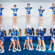 Cheerleading comes to Bankstown YMCA