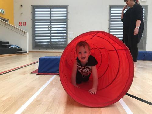 Our brand NEW gymnastics program launched today