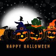 Happy Halloween to everyone who celebrates!