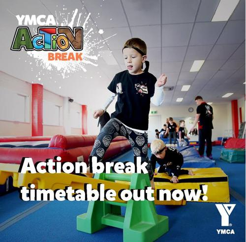 The summer holidays are almost here and so is Action Break!