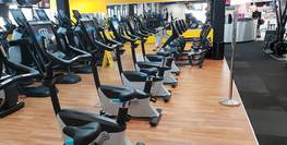 Urgent lighting upgrades to Fitness Cente