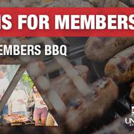 Members BBQ Event 30 May