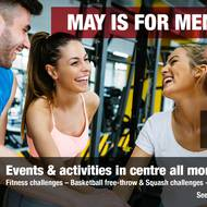 May is for Members