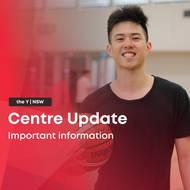 Sports Centre Update