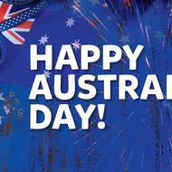 Australia Day Public Holiday