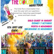 YMCA Colour Run Opportunity