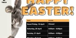 Easter & ANZAC Day Opening Hours