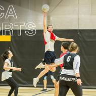 Mixed Netball Competition