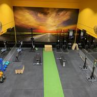 Gym Strength Equipment Upgrades - 29 March - 4 April 2019