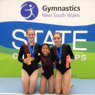YMCA St Ives Gymnasts Qualify for National Championships