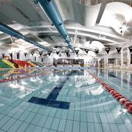 50m Pool is closed for a event on 4/2/18