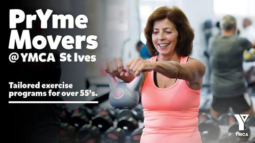 Fitness is Coming to YMCA St Ives