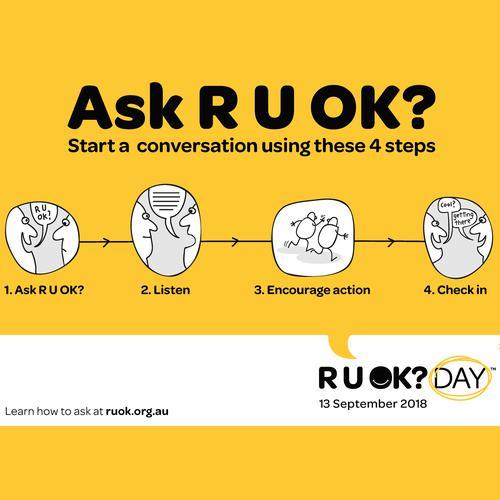 R U OK? Day 2018