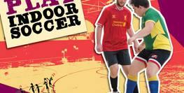Opens Futsal (Indoor Soccer)