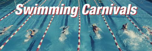 March Swimming Carnivals