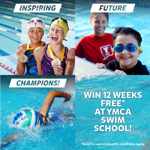 UNSW Fitness & Aquatic Centre is 'Inspiring Future Champions' in the pool