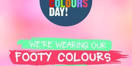 Footy Colours Day - Brekkie BBQ Event
