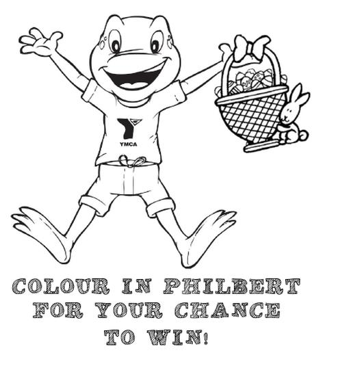 Easter Colouring In Competition