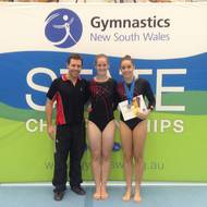 YMCA St Ives Gymnast Jessica Wye set to compete at 2015 Australian Gymnastics Championships