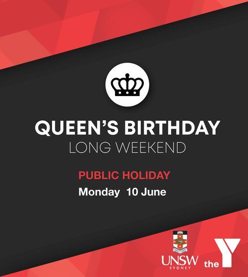 Queen's Birthday Long Week