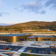 ACT's stunning Stromlo Leisure Centre officially opens