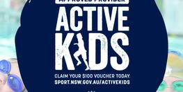 It's fun to play at YMCA NSW with the NSW Government's Active Kids Rebate