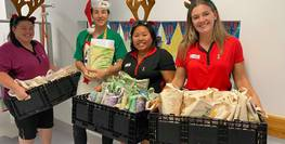 Central Coast children learn the gift of giving with the Y
