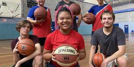 Brekkie & B-ball back to get Lake Haven youth on track