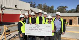 YMCA delighted to receive $371,302 in Federal funding for the new Broken Hill Wellness Centre