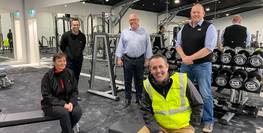 New Oberon Fitness Centre set to open August 23