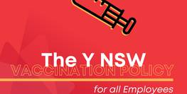 The Y NSW announces its COVID-19 Vaccination Policy