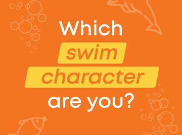 Take a quick quiz & find out your child's swim level