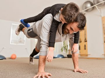Workouts & Activities from home!