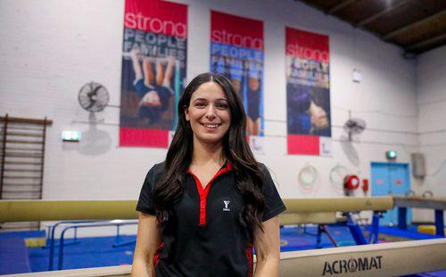 Jessica Mavridis - Gymnastics Coordinator