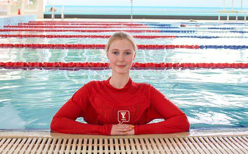 Chloe Osborn - Swimmer & Instructor